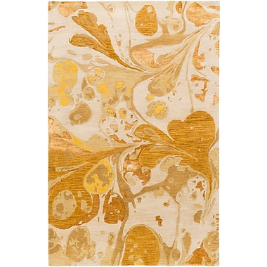 Surya Banshee BAN3360-58 Hand Tufted Rug, 5' x 8' Rectangle