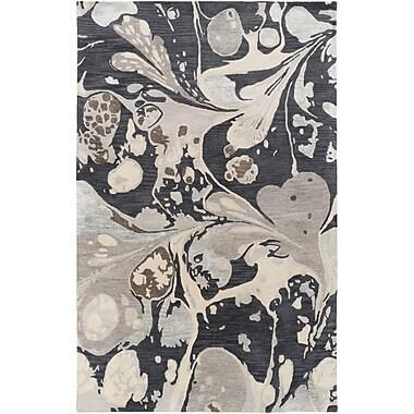 Surya Banshee BAN3361-23 Hand Tufted Rug, 2' x 3' Rectangle