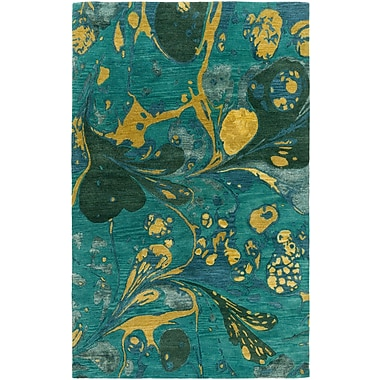 Surya Banshee BAN3364-58 Hand Tufted Rug, 5' x 8' Rectangle