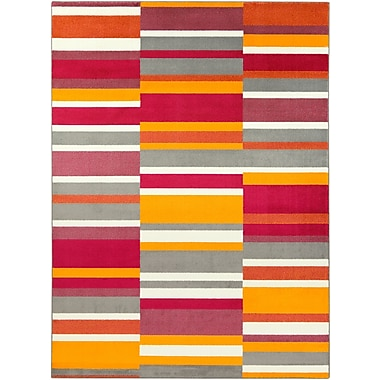 Surya Bambino BBO5004-5272 Machine Made Rug, 5'2