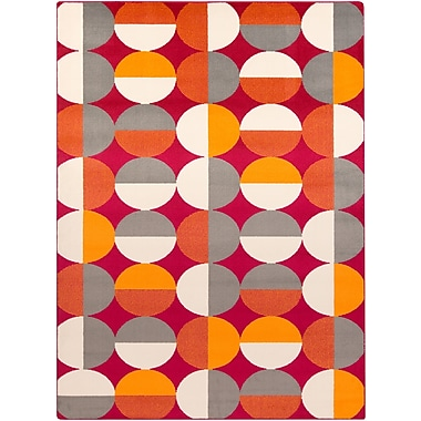Surya Bambino BBO5006-7811 Machine Made Rug, 7'8