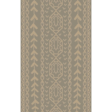 Surya Jill Rosenwald Bjorn BJR1001-3353 Hand Knotted Rug, 3'3