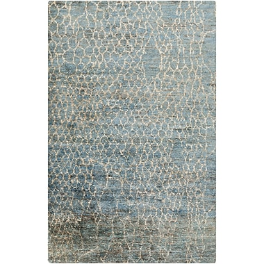 Surya Jill Rosenwald Bjorn BJR1011-811 Hand Knotted Rug, 8' x 11' Rectangle