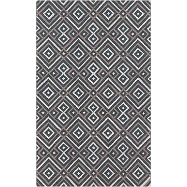 Surya Brentwood BNT7698-810 Hand Hooked Rug, 8' x 10' Rectangle