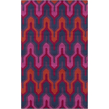 Surya Brentwood BNT7703-229 Hand Hooked Rug, 2' x 2'9