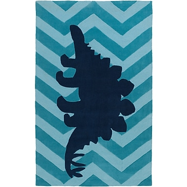 Surya Budding BUD2008-811 Hand Tufted Rug, 8' x 11' Rectangle