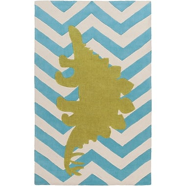 Surya Budding BUD2009-811 Hand Tufted Rug, 8' x 11' Rectangle