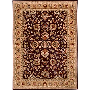 Surya Caesar CAE1024-46 Hand Tufted Rug, 4' x 6' Rectangle