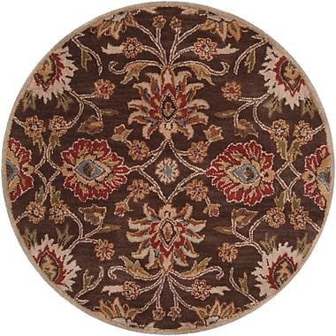 Surya Caesar CAE1051-8RD Hand Tufted Rug, 8' Round