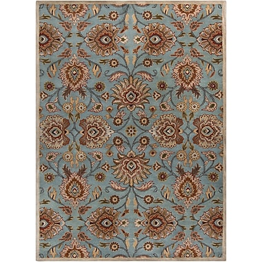 Surya Caesar CAE1052-46 Hand Tufted Rug, 4' x 6' Rectangle