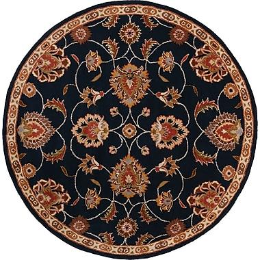 Surya Caesar CAE1102-6RD Hand Tufted Rug, 6' Round
