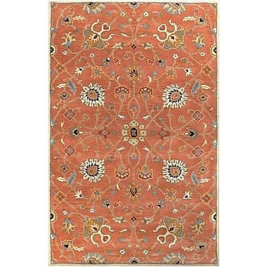 Surya Caesar CAE1119-46 Hand Tufted Rug, 4' x 6' Rectangle