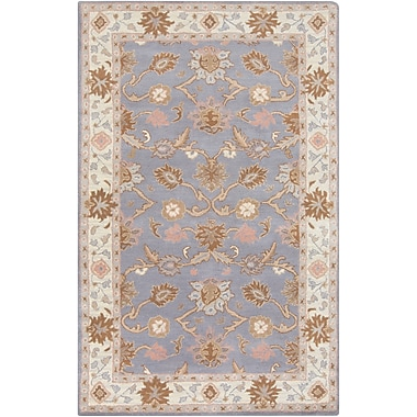 Surya Caesar CAE1128-46 Hand Tufted Rug, 4' x 6' Rectangle