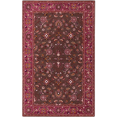 Surya Caesar CAE1141-46 Hand Tufted Rug, 4' x 6' Rectangle