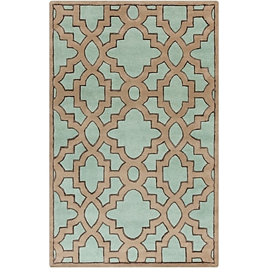 Surya Candice Olson Modern Classics CAN2034-58 Hand Tufted Rug, 5' x 8' Rectangle