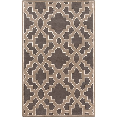 Surya Candice Olson Modern Classics CAN2037-811 Hand Tufted Rug, 8' x 11' Rectangle