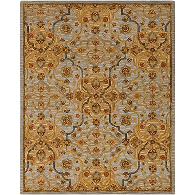 Surya Carrington CAR1008-3353 Hand Hooked Rug, 3'3