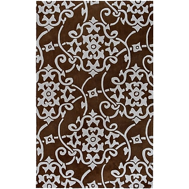 Surya Cosmopolitan COS8829-811 Hand Tufted Rug, 8' x 11' Rectangle