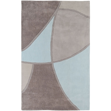 Surya Cosmopolitan COS8888-58 Hand Tufted Rug, 5' x 8' Rectangle