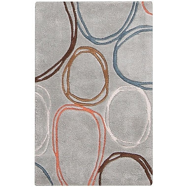 Surya Cosmopolitan COS8992-23 Hand Tufted Rug, 2' x 3' Rectangle