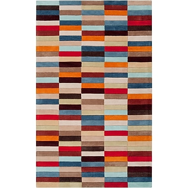 Surya Cosmopolitan COS9092-58 Hand Tufted Rug, 5' x 8' Rectangle