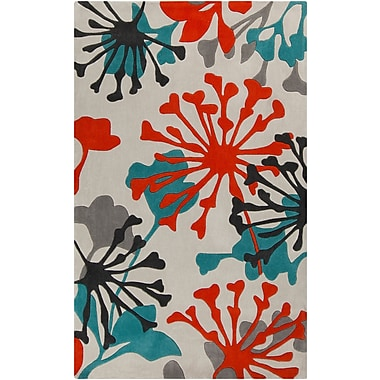 Surya Cosmopolitan COS9197-23 Hand Tufted Rug, 2' x 3' Rectangle