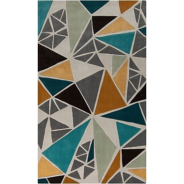 Surya Cosmopolitan COS9199-23 Hand Tufted Rug, 2' x 3' Rectangle