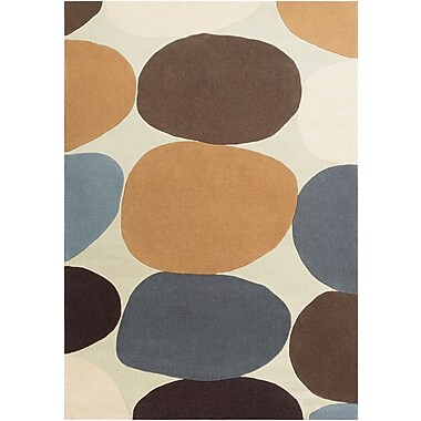 Surya Cosmopolitan COS9203-913 Hand Tufted Rug, 9' x 13' Rectangle