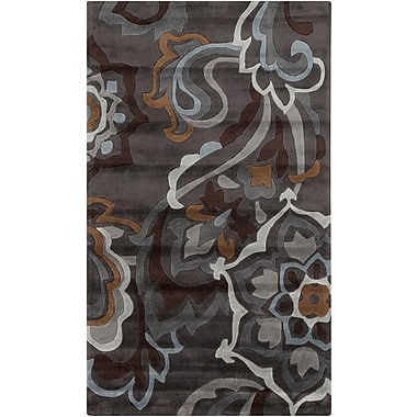 Surya Cosmopolitan COS9210-58 Hand Tufted Rug, 5' x 8' Rectangle