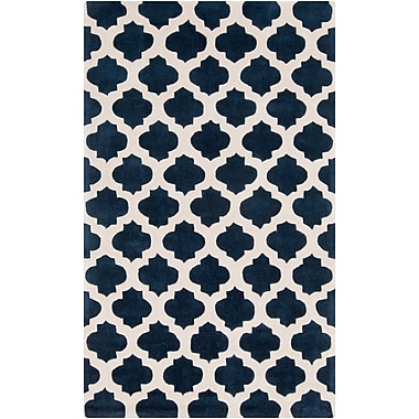 Surya Cosmopolitan COS9226-23 Hand Tufted Rug, 2' x 3' Rectangle