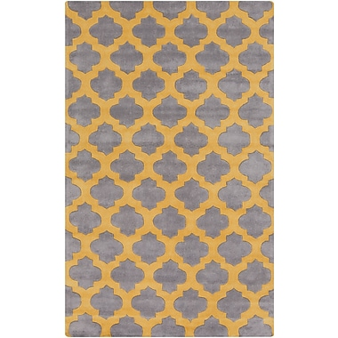 Surya Cosmopolitan COS9229-58 Hand Tufted Rug, 5' x 8' Rectangle