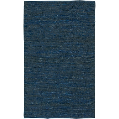 Surya Continental COT1935-811 Hand Woven Rug, 8' x 11' Rectangle