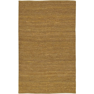 Surya Continental COT1936-58 Hand Woven Rug, 5' x 8' Rectangle