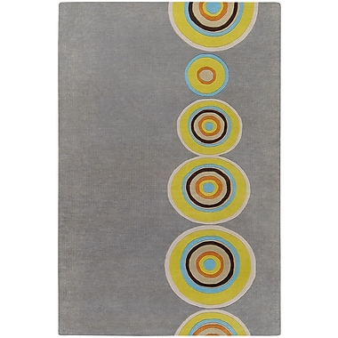 Surya Dazzle DAZ6537-811 Hand Tufted Rug, 8' x 11' Rectangle