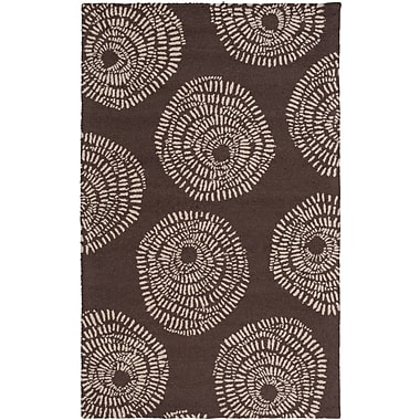 Surya Lotta Jansdotter Decorativa DCR4012-23 Hand Tufted Rug, 2' x 3' Rectangle