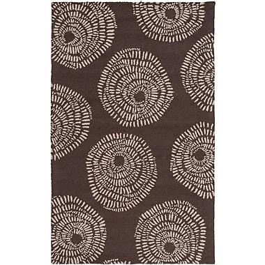 Surya Lotta Jansdotter Decorativa DCR4012-3353 Hand Tufted Rug, 3'3