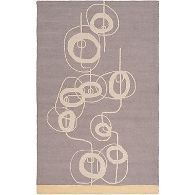 Surya Lotta Jansdotter Decorativa DCR4017-3353 Hand Tufted Rug, 3'3