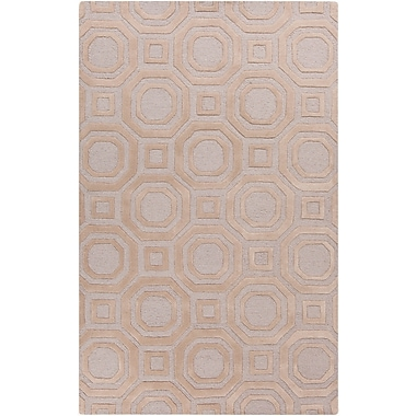 Surya Dream DST1181-58 Hand Tufted Rug, 5' x 8' Rectangle