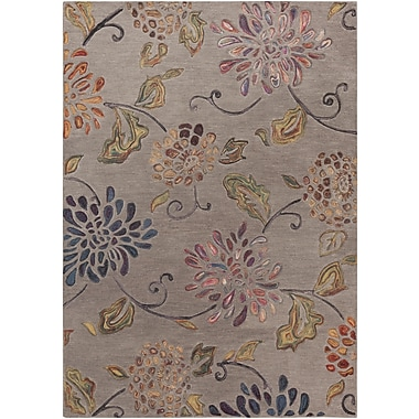 Surya Enchanted ENC4001-58 Hand Tufted Rug, 5' x 8' Rectangle