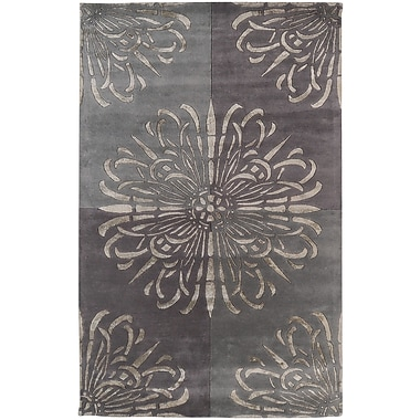 Surya Essence ESS7629-811 Hand Tufted Rug, 8' x 11' Rectangle