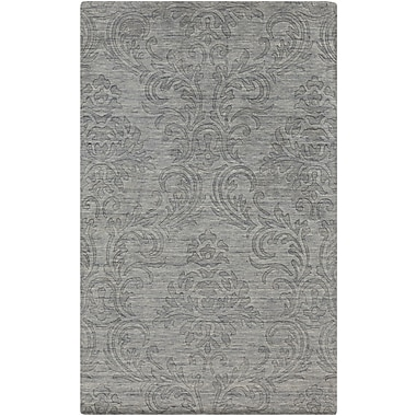 Surya Etching ETC4926-3353 Hand Loomed Rug, 3'3