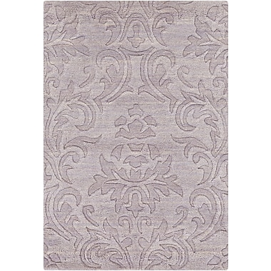 Surya Etching ETC4929-23 Hand Loomed Rug, 2' x 3' Rectangle