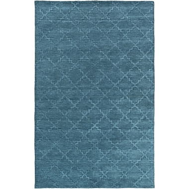 Surya Etching ETC4970-58 Hand Loomed Rug, 5' x 8' Rectangle