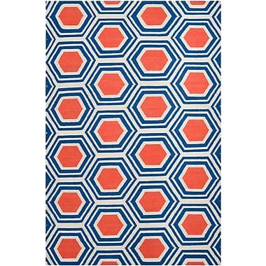 Surya Jill Rosenwald Fallon FAL1035-811 Hand Woven Rug, 8' x 11' Rectangle