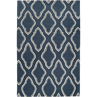 Surya Jill Rosenwald Fallon FAL1050-58 Hand Woven Rug, 5' x 8' Rectangle