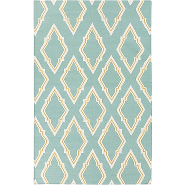 Surya Jill Rosenwald Fallon FAL1097-23 Hand Woven Rug, 2' x 3' Rectangle