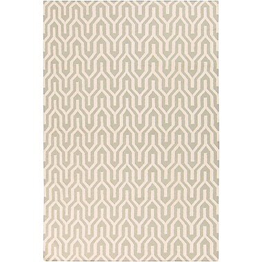 Surya Jill Rosenwald Fallon FAL1101-58 Hand Woven Rug, 5' x 8' Rectangle