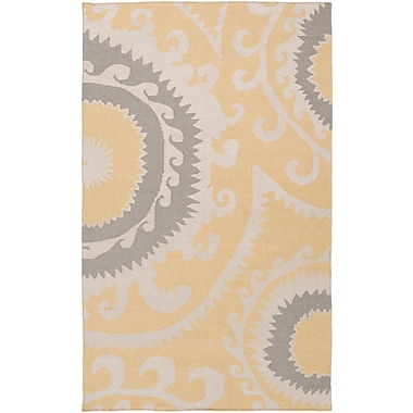 Surya Jill Rosenwald Fallon FAL1114-58 Hand Woven Rug, 5' x 8' Rectangle