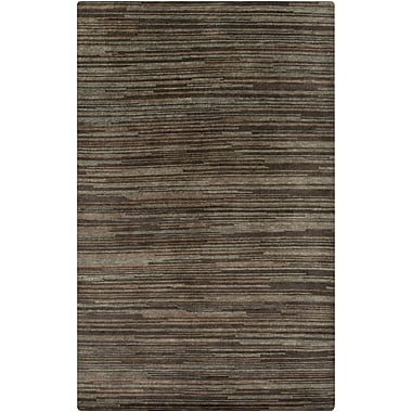 Surya Gradience GDC7003-58 Hand Knotted Rug, 5' x 8' Rectangle