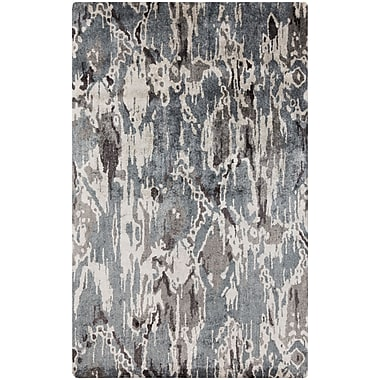 Surya Gemini GMN4008-23 Hand Tufted Rug, 2' x 3' Rectangle